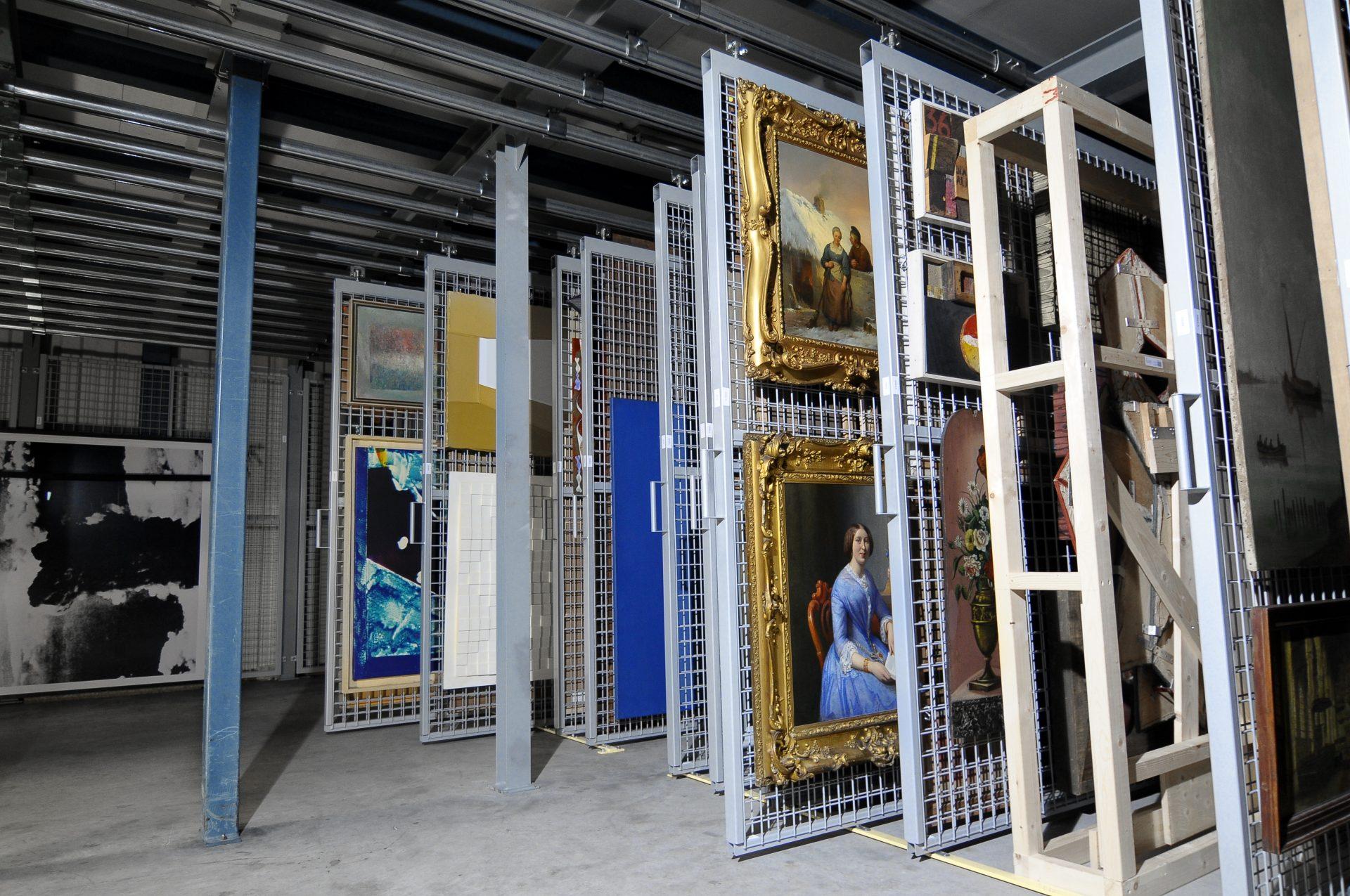 Kunstopslag - UTS Nederland